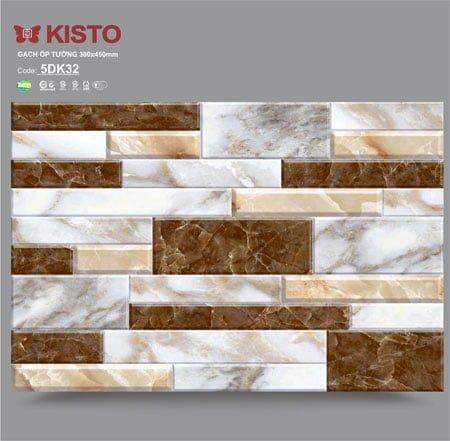 Gạch ốp tường KISTO 30×45 5DK32