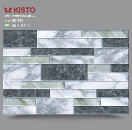 Gạch ốp tường KISTO 30×45 5DK33