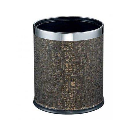Thùng rác inox sơn tĩnh điện SafeVN ECO504