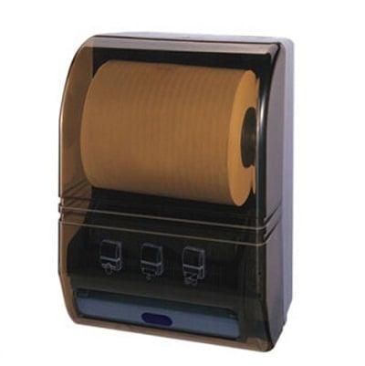 Hộp đựng giấy vệ sinh Xinda Q20S (Pin)-dùng tay lấy giấy và cắt giấy