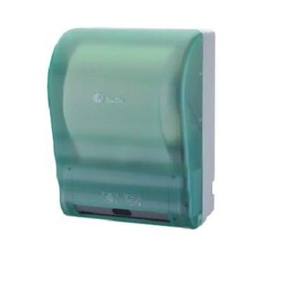 Hộp đựng giấy vệ sinh cảm ứng tự động Xinda Q21 (Pin)-giấy sẽ tự động trôi ra và tự động cắt giấy