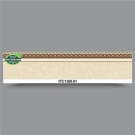 Gạch chân tường ITACA 13×60 ITC1360.01