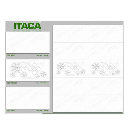 Gạch ốp ITACA 40×80 ITC4801.4803D