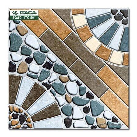 Gạch lát sân vườn ITACA 50×50 ITC501