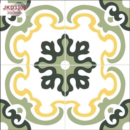 Gạch bông Thanh Xoan 30×30 JKD3308