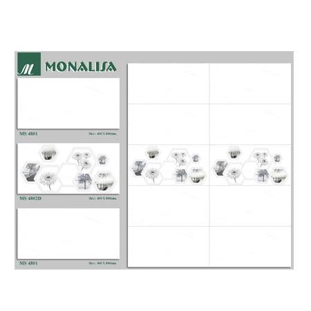 Gạch ốp Monalisa 40×80 MS4801.4802D
