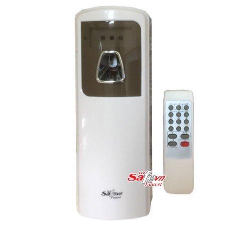 Máy xịt phòng tự động có điều khiển SafeVN QM01