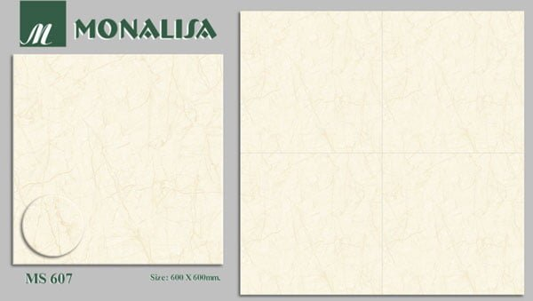 Gạch lát nền Monalisa 60×60 MS607