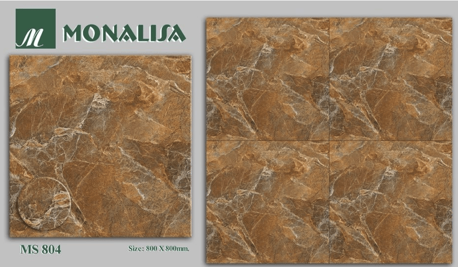 Gạch lát nền Monalisa 80×80 MS804