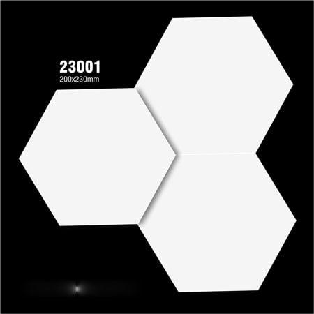 Gạch lục giác 20×23 23001