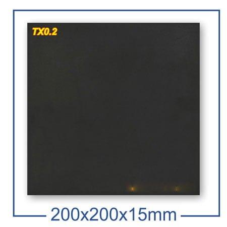 Gạch bông truyền thống Thanh Xoan 20×20 TX0.2 Đen