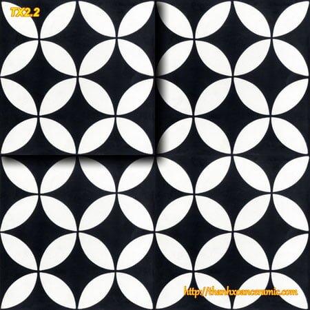 Gạch bông truyền thống Thanh Xoan 20×20 TX2.2