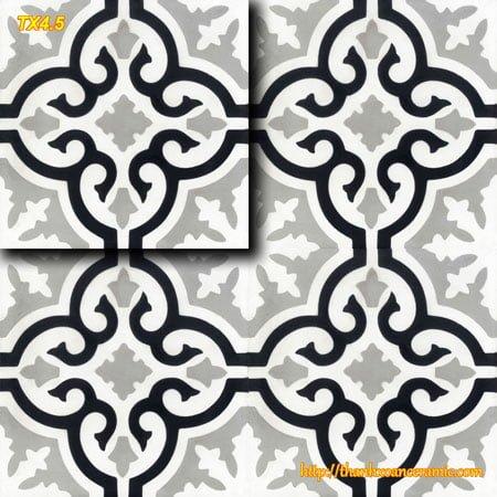 Gạch bông truyền thống Thanh Xoan 20×20 TX4.5