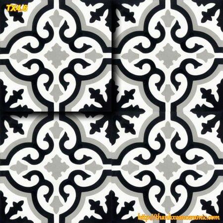Gạch bông truyền thống Thanh Xoan 20×20 TX4.6