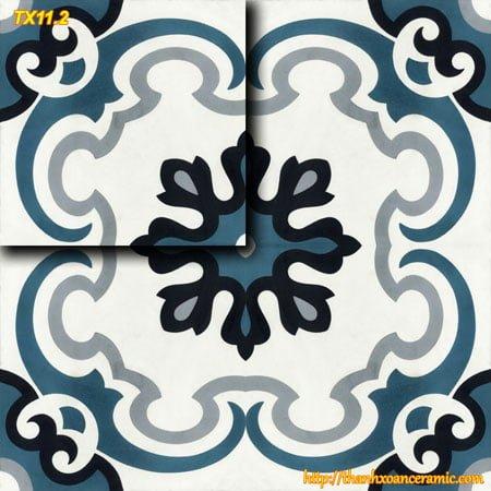 Gạch bông truyền thống Thanh Xoan 20×20 TX11.2