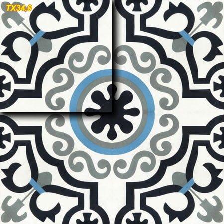 Gạch bông truyền thống Thanh Xoan 20×20 TX34.0