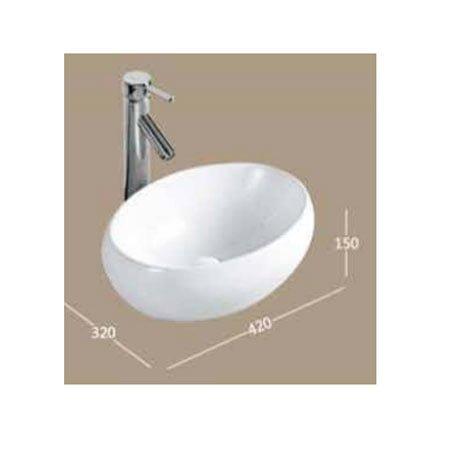 Chậu rửa lavabo HCG K174A