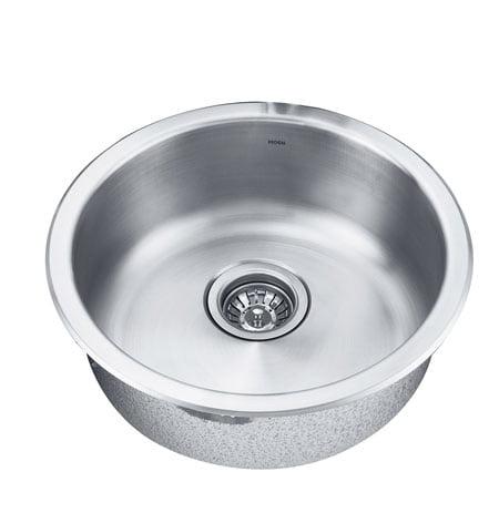 Chậu rửa bát dương vành Moen 23607