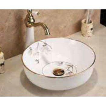 Chậu rửa lavabo nghệ thuật HCG 3101