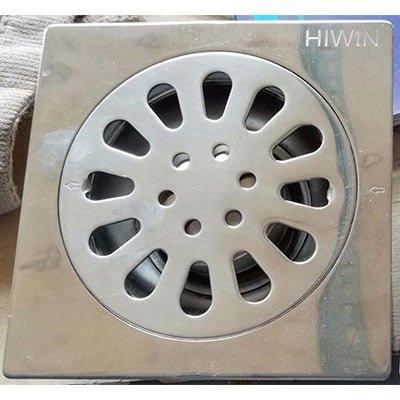 Ga thoát sàn Hiwin FD-1210 (inox bóng)