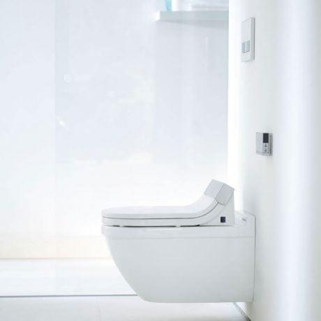 Giới thiệu nắp rửa điện tử Sensowash