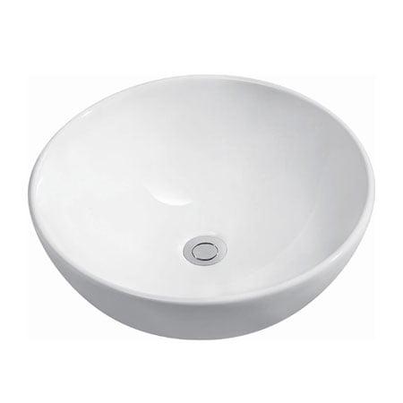 Chậu rửa lavabo đặt bàn tròn Moen SW51610