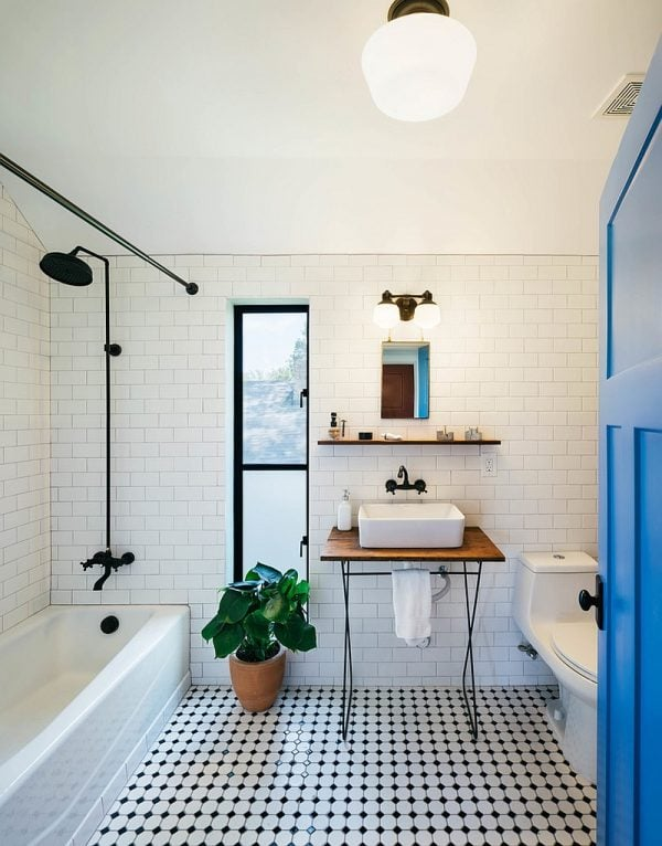 Lựa chọn gạch lát nền nhà vệ sinh