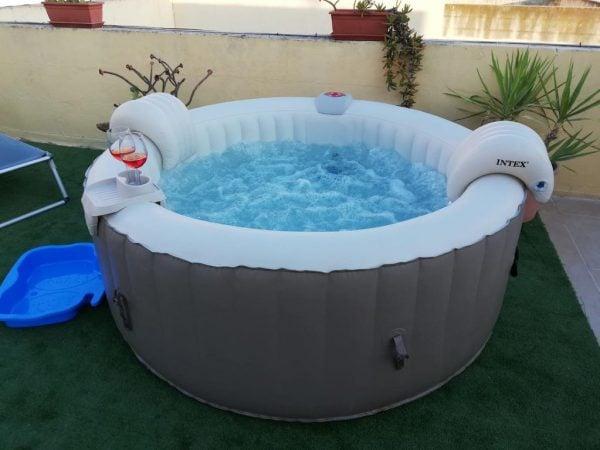 Nguyên lý hoạt động của bồn tắm sục