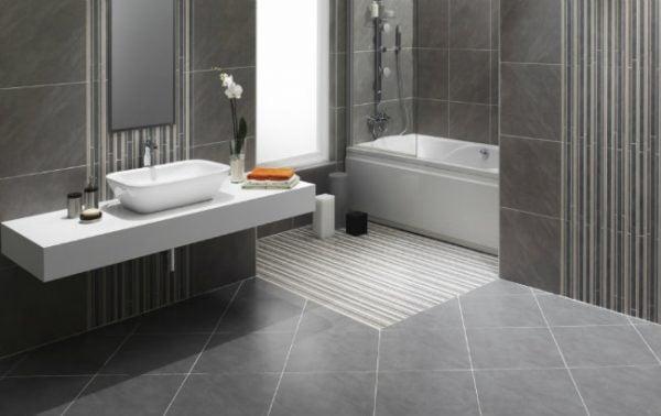 Lựa chọn gạch lát nền cho phòng tắm