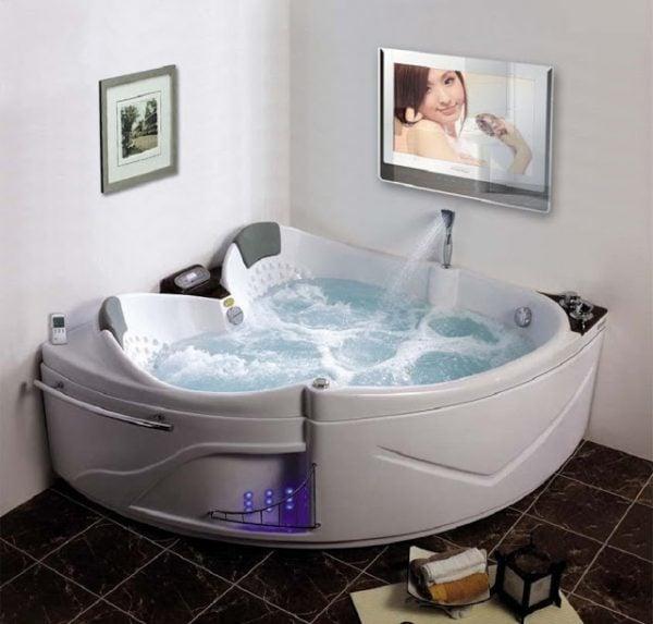 lưu ý khi sử dụng bồn tắm masage