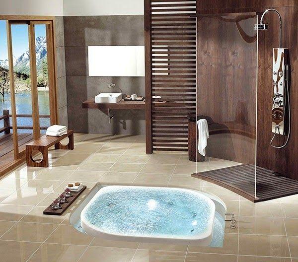 Một số tiêu chí lựa chọn bồn tắm massage