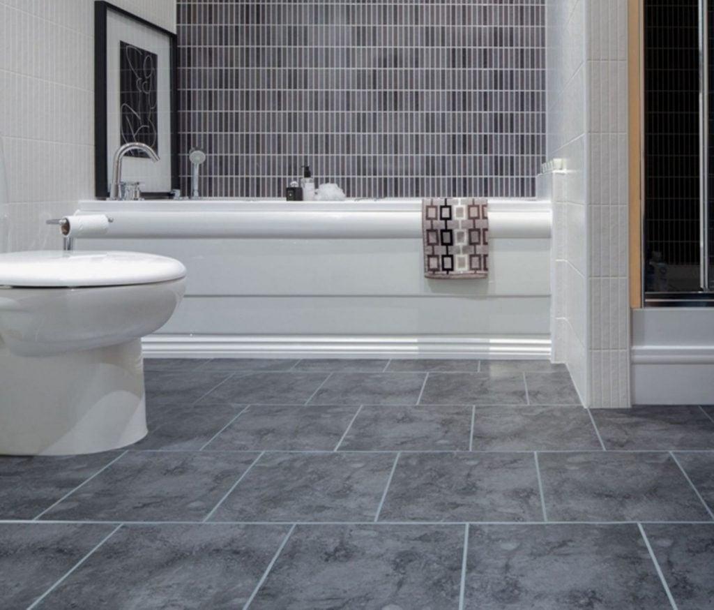 bí quyết chọn gạch lát nền cho phòng tắm