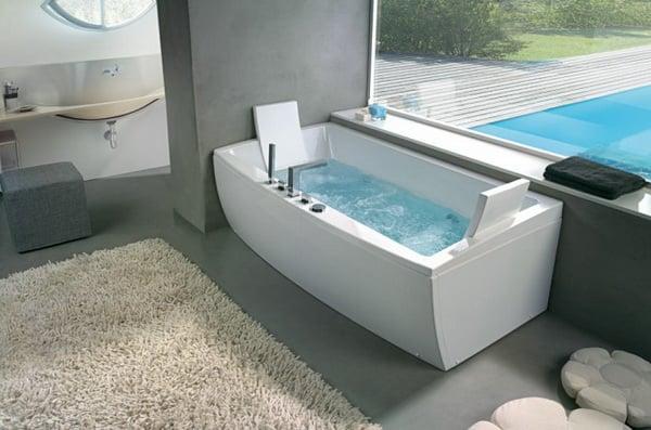 lắp đặt bồn tắm phù hợp cho không gian