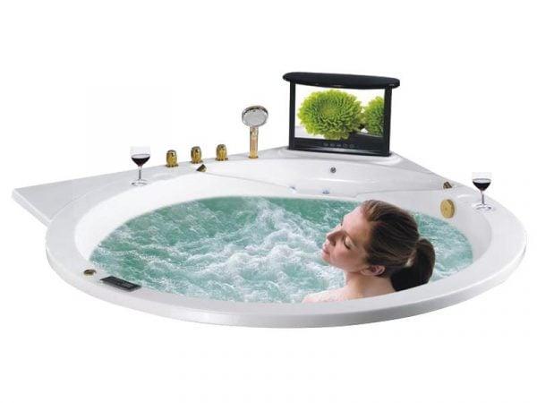 Bồn tắm massage tốt cho sức khỏe