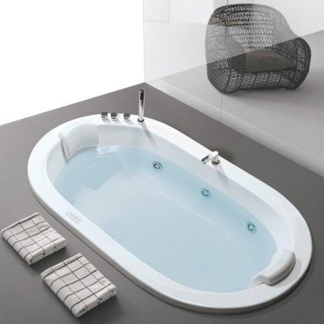 Những chú ý khi sử dụng bồn tắm massage tại nhà