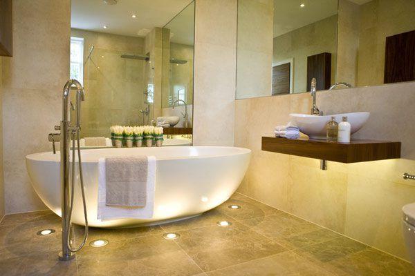 Bồn tắm đáp ứng đầy đủ nhu cầu của bạn