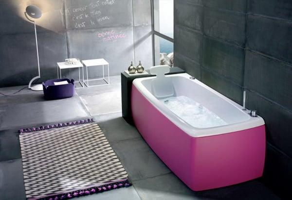 Ưu điểm vượt trội của bồn tắm massage
