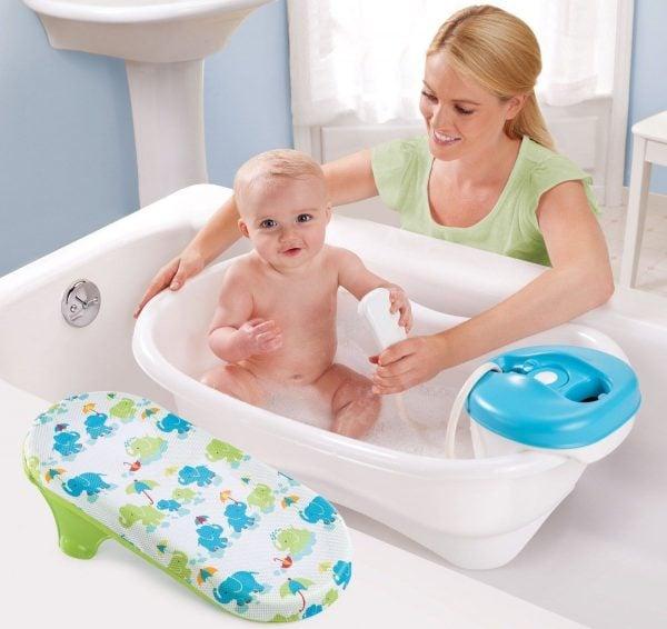Cách lựa chọn bồn tắm massage cho bé