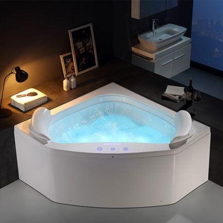Bồn tắm nằm có chức năng massage - xu hướng lựa chọn mới