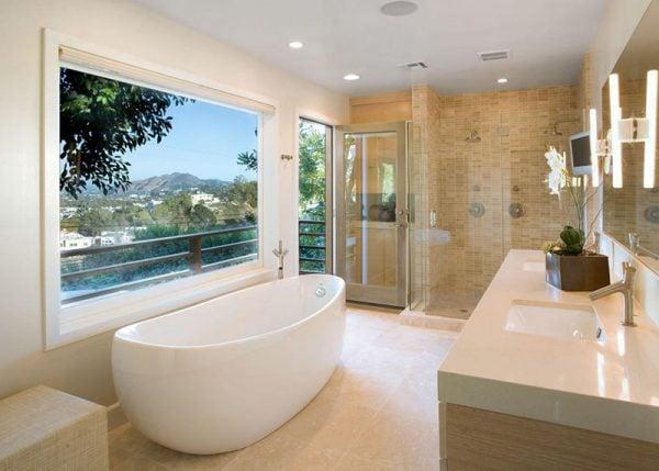 Lựa chọn chất liệu cho bôn tắm