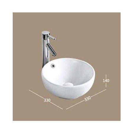 Chậu rửa lavabo HCG K320