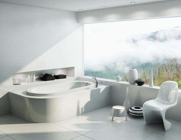 ưu điểm của bồn tắm massage