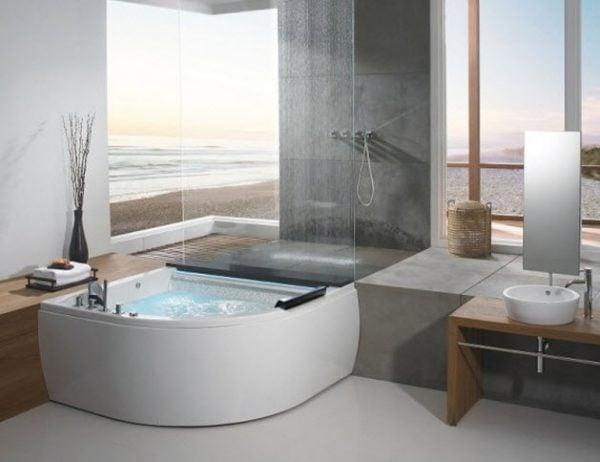 Ưu điểm bồn tắm massage