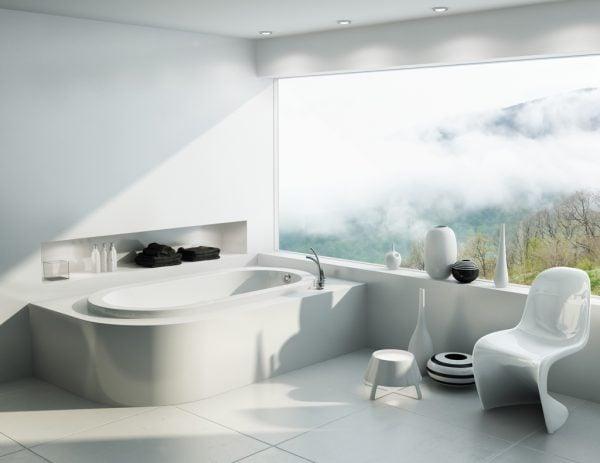 Cách lắp đặt bồn tắm massage đúng cách