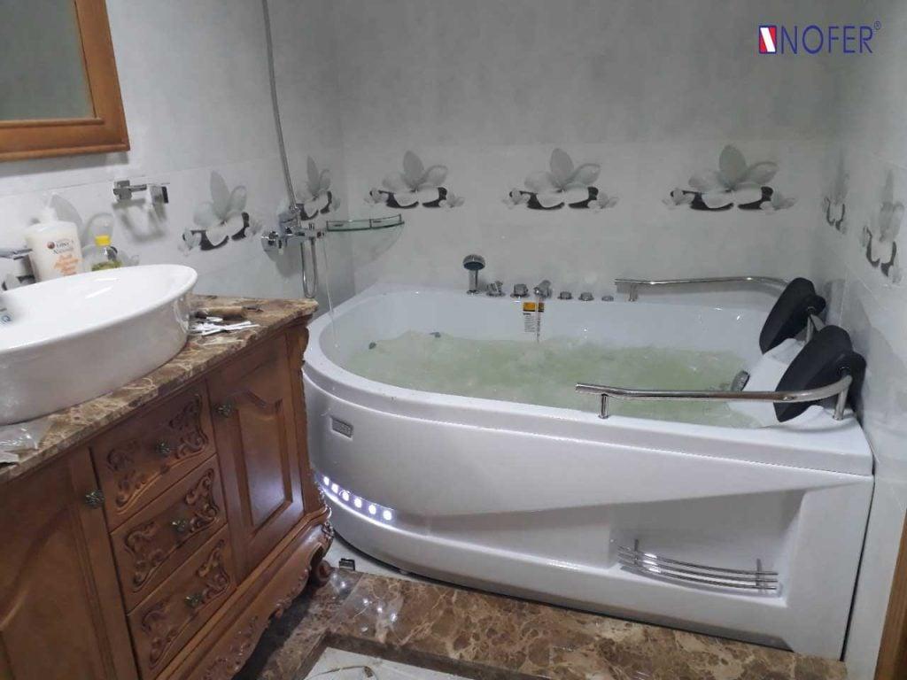 bồn tắm nofer