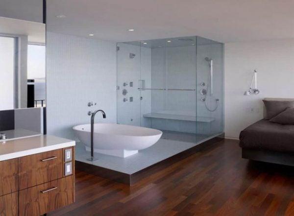 bồn tắm đứng tiết kiệm nước