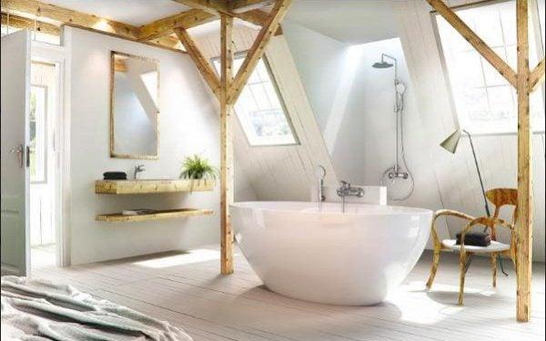 Lựa chọn bồn tắm theo tông màu chủ đạo