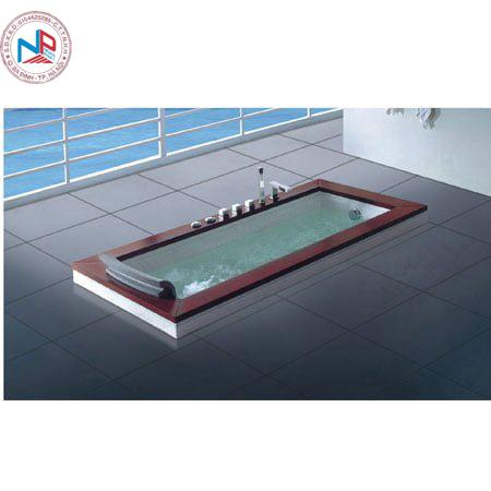 Bồn tắm massage TDO T-2034 ( Ngọc trai )
