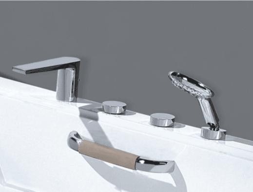 Bồn tắm góc massage TDO T-3031B