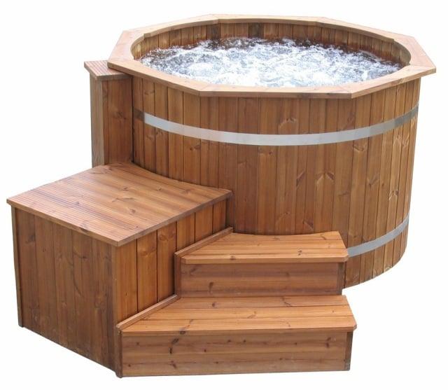 Lắp đặt bồn tắm để spa ngay tại nhà tiết kiệm chi phí
